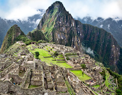 Machu Picchu Vacation